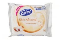 edet rich almond vochtig toiletpapier