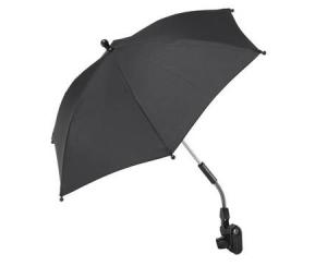 bambino parasol voor buggy zwart