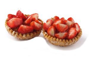 aardbeienvlaaitjes