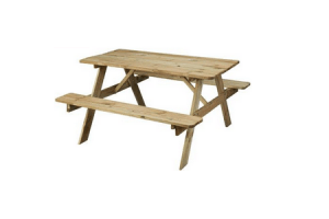 picknicktafel 150 x 150cm