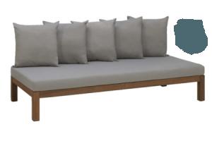 lounge muurbank ibiza