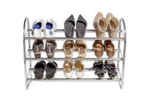 uitschuifbaar schoenenrek