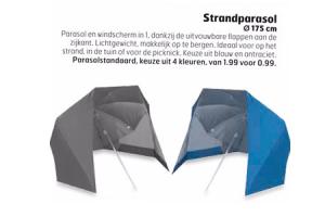strandparasolstandaard