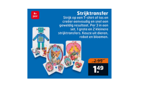 strijktransfer