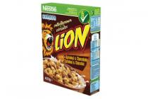 lion nestle ontbijtgranen
