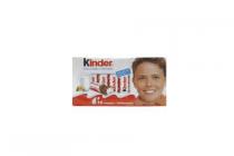 ferrero kinderchocolade