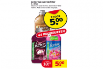 lenor wasverzachter 11 liter 2 stuks voor euro5