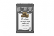 oldtimers zwart wit salmiak