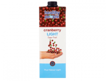 healthy people cranberry light