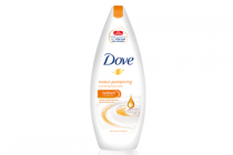 dove natural caring oils