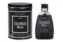 chairman black eau de toilette