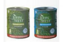 john west tonijnstukken