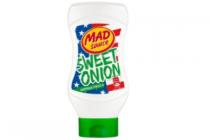 mad sauce sweet union