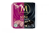 magnum mini pink  black