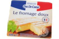 duc de coeur le fromage doux