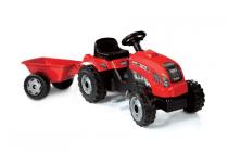 smoby tractor met aanhanger