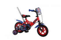 ultimate spider man fiets 10 inch