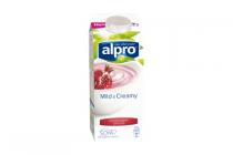 alpro mild  creamy granaatappel