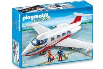 playmobil vakantievliegtuig