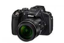 nikon compact camera p610