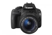 canon spiegelreflexcamera eos 100d plus 18 55 is stm lens
