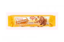 verkade digestive karamel met melkchocolade