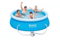 bestway zwembad 244 cm