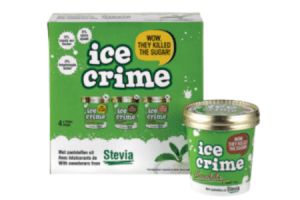 ice crime ijsbekertjes