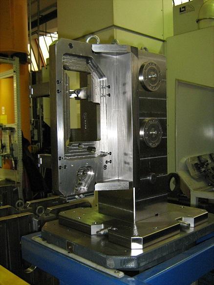 Nulpuntspanmal horizontale machine
