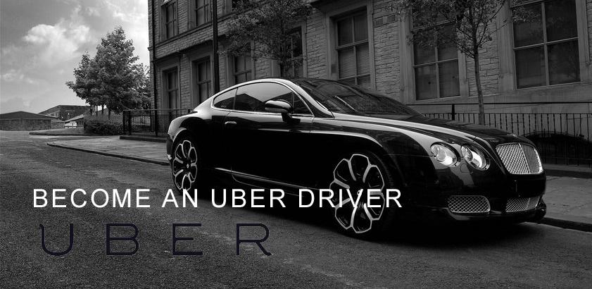 Stuur ons uw gegevens voor de aanmeldbonus van Uber