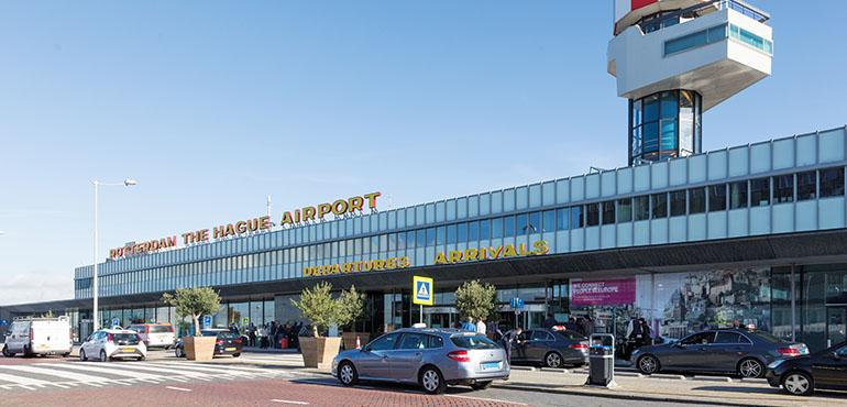 Rotterdam / the Hague Airport