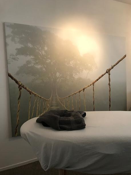 Hier kun jij ook heerlijk liggen voor een ontspannende massage