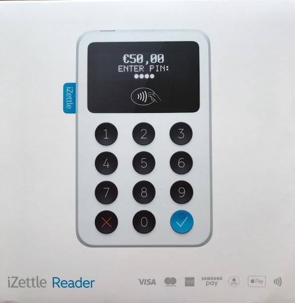 Om nog meer service te bieden: Betaling per pin is nu mogelijk.