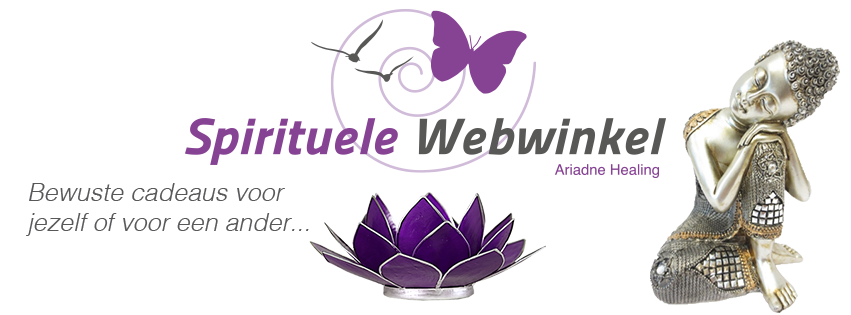Welp Spirituele Webwinkel - Ariadne Healing in Kerkdriel - Webshop en YX-35