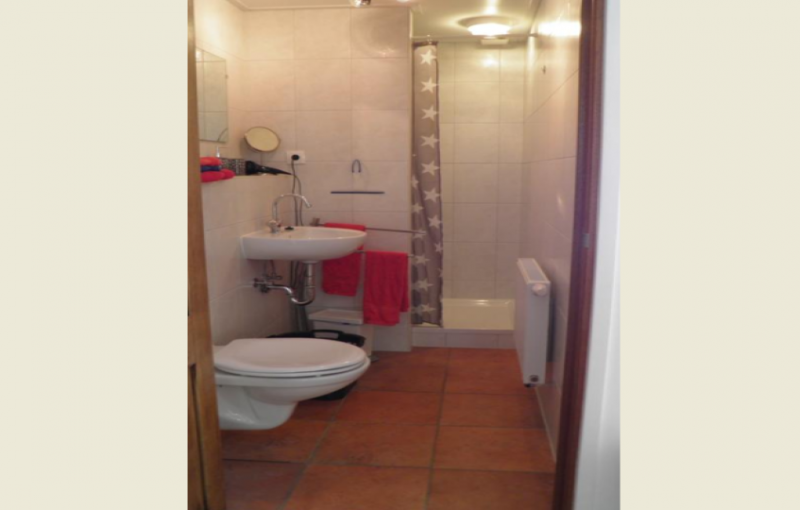 Douche toilet kamer Rendier
