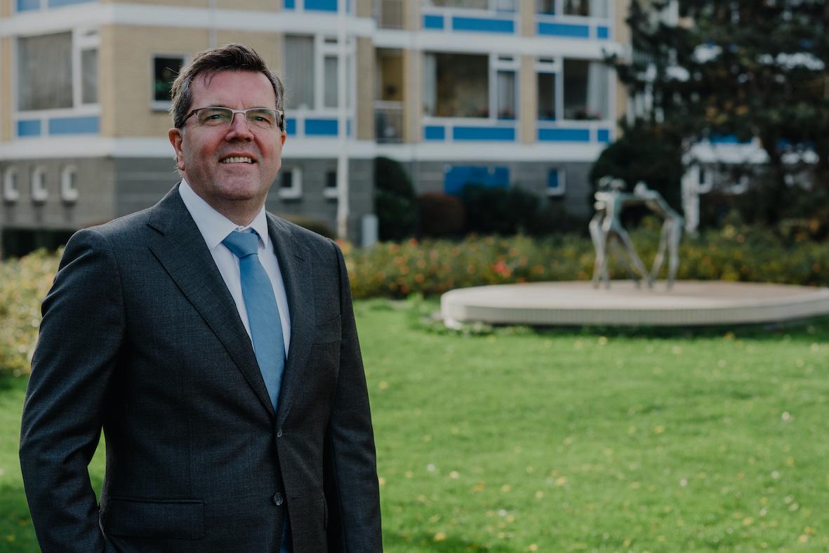 Uitvaartverzorger Den Haag Erik de Jong