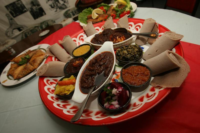 Specialiteiten uit Ethiopie