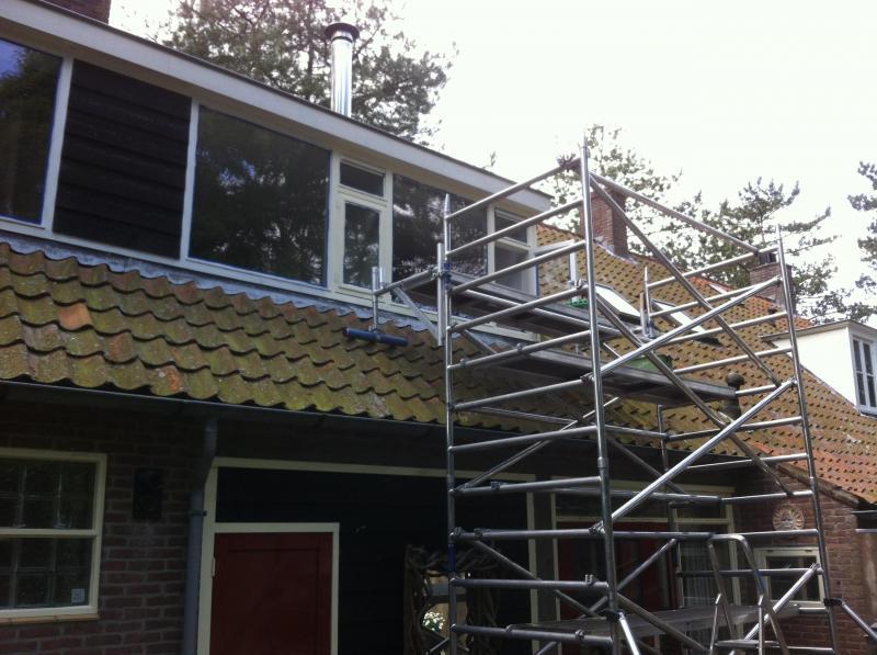 zorg voor uw dakkapel