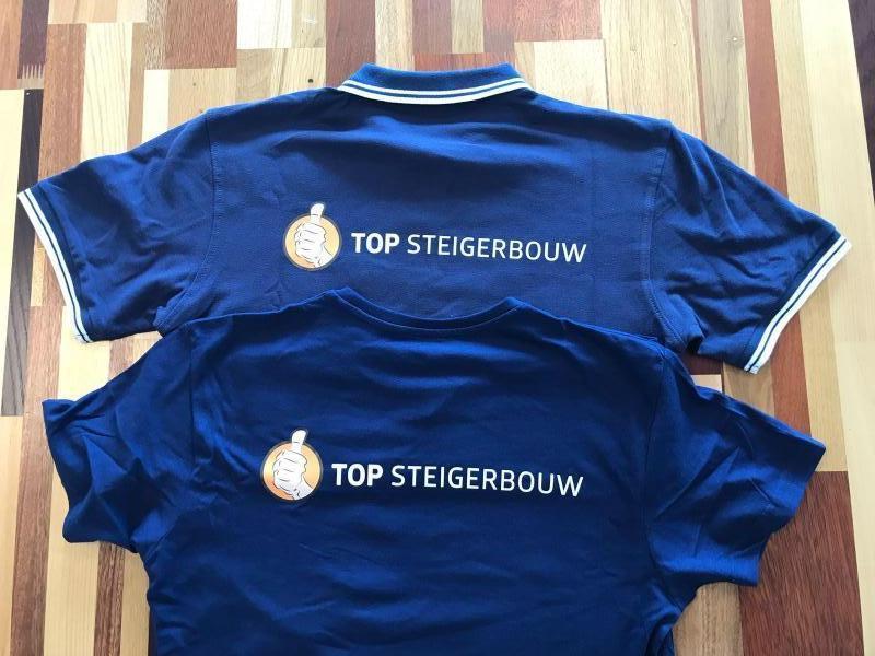 Steigerbouwers t-shirts