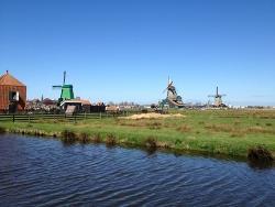 tour-Zaanse schans windmills