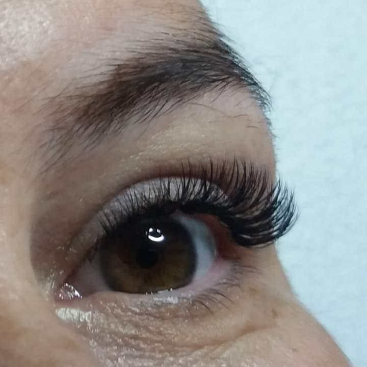 2-3 D lashes