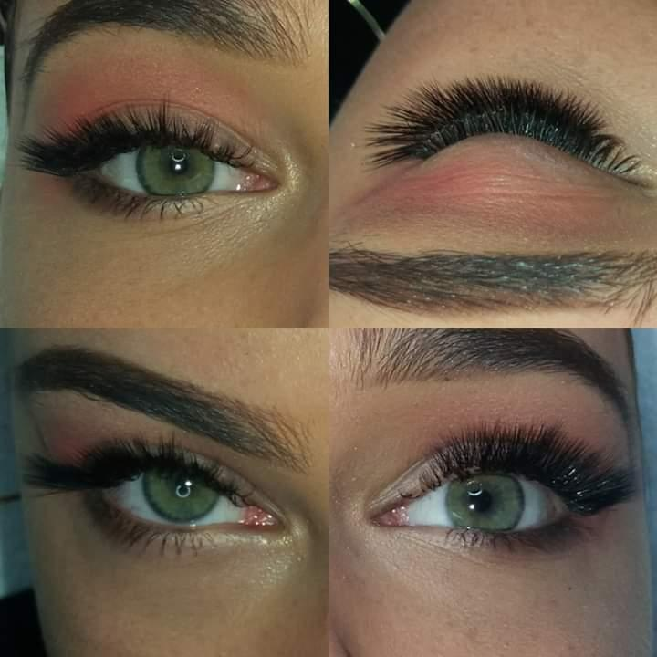 Mixed volume lashes