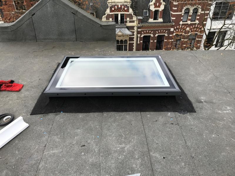 Geplaatst : Nieuw dakraam