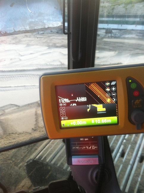 Met kennis van GPS systemen leveren we ook precisiewerk in een handomdraai