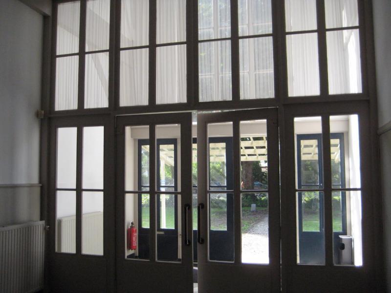 Ingang/ Entrance