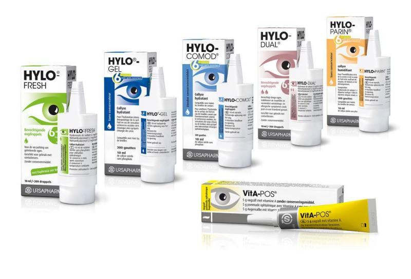 Verzorging voor uw ogen