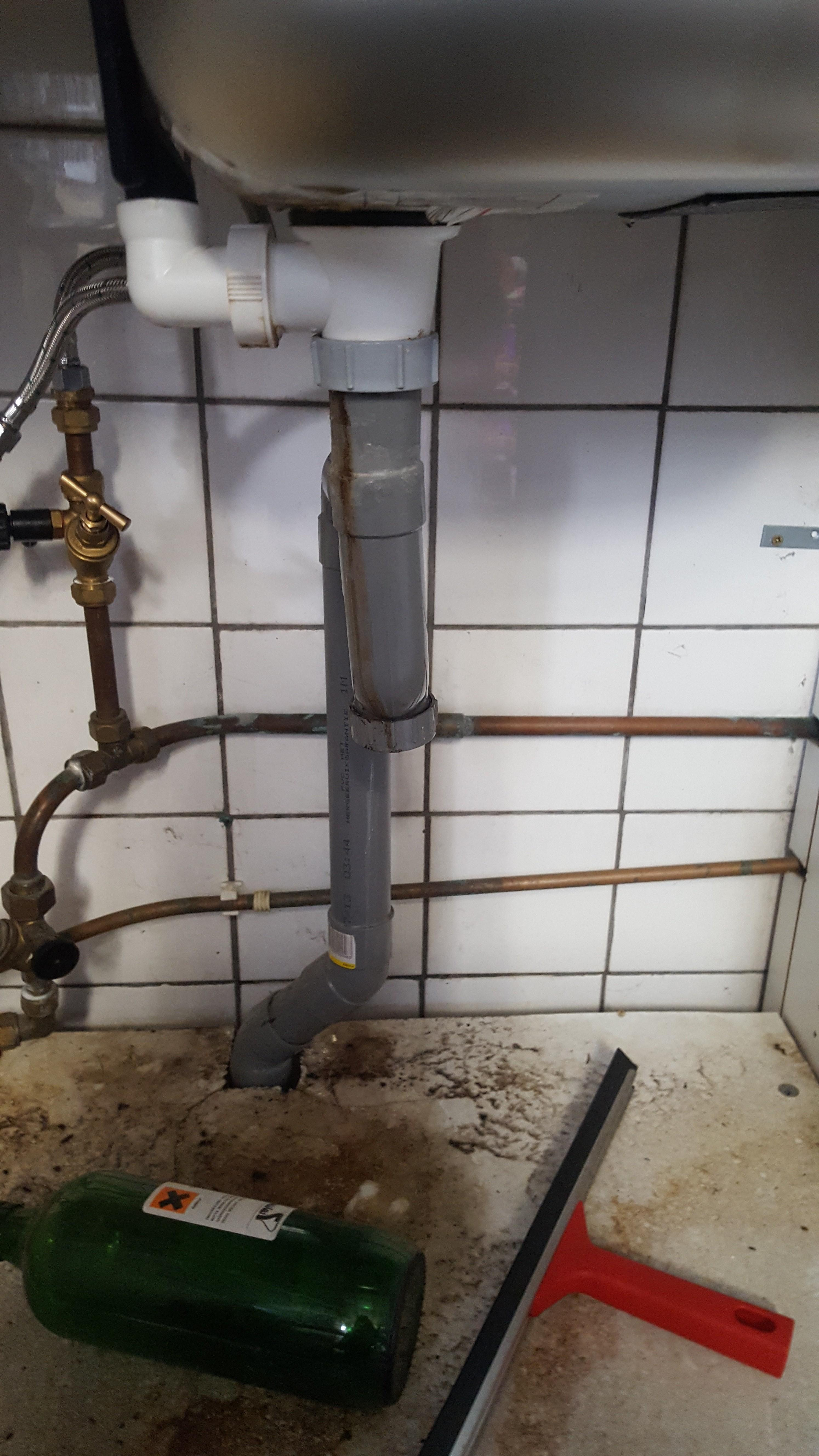 Loodgieterswerk