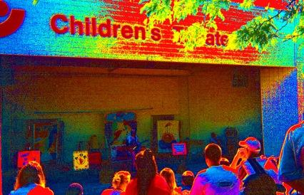 Fab Feno performs at Children���¢�¯�¿�½�¯�¿�½s Theatre at ���¢�¯�¿�½�¯�¿�½Summerfest���¢�¯�¿�½�¯�¿�½ (Milw., WI)