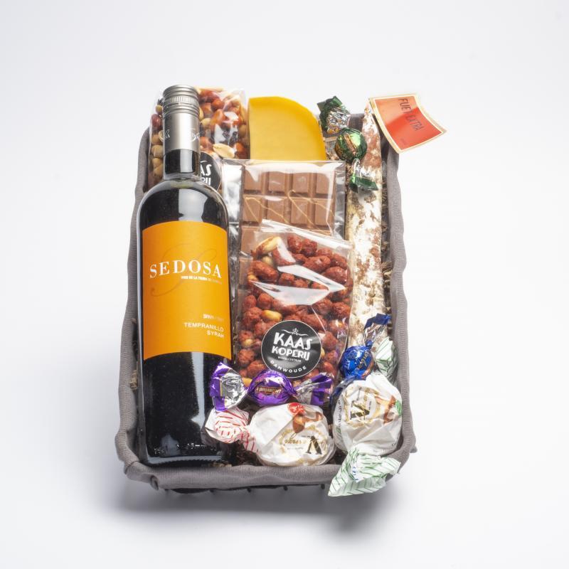 Kerstpakket 1 - ca. €25,-