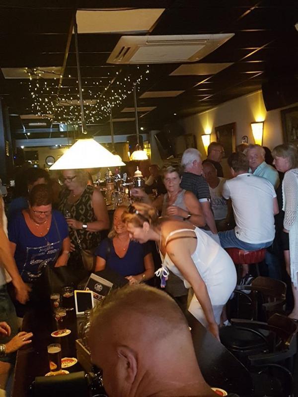 Klaas Tesselaar 22 juli 2018